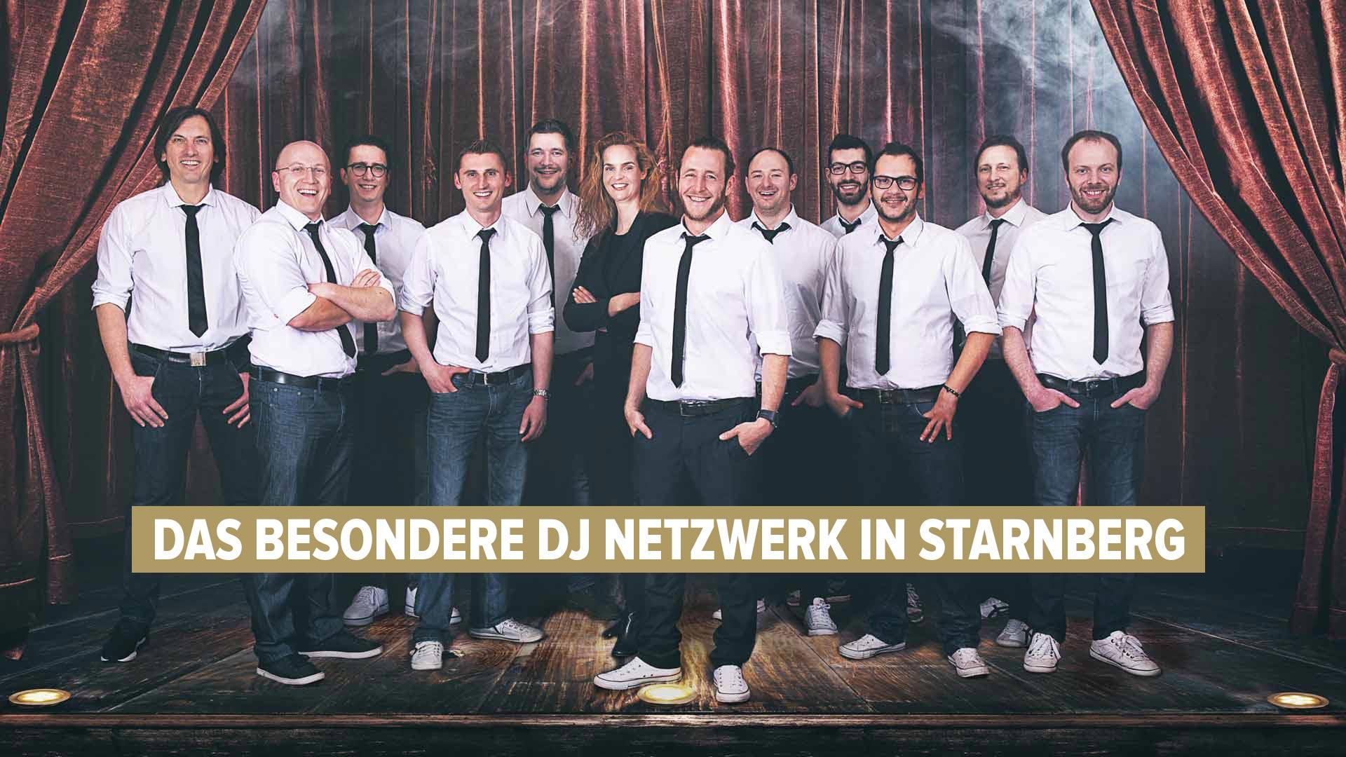 Dj Starnberg Das Dj Netzwerk Fur Eure Hochzeit