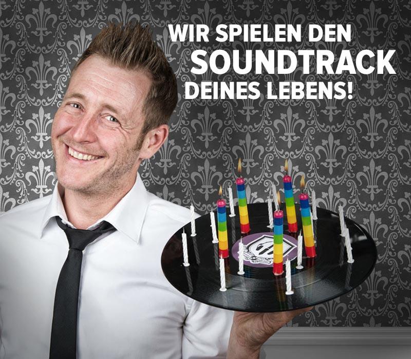 Dj Oder Livemusik Fur Deinen Geburtstag In Munchen