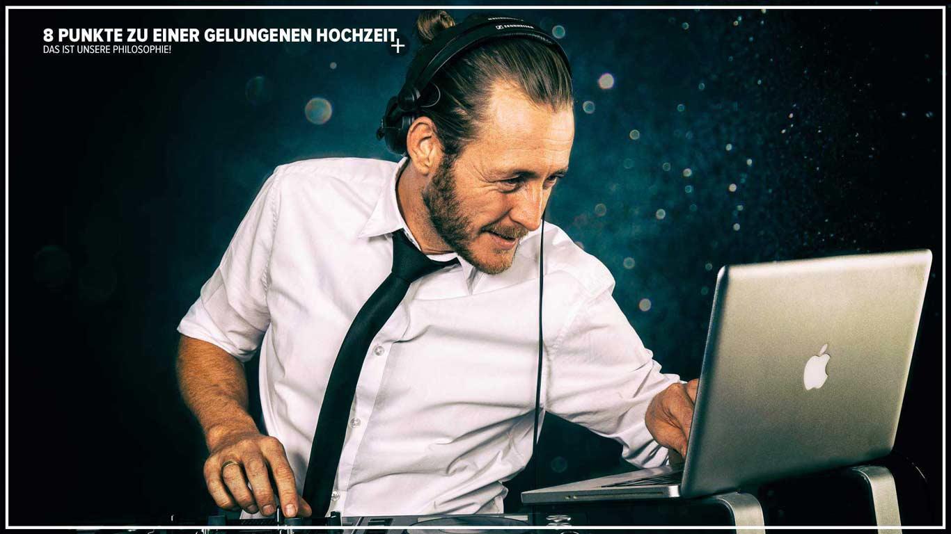 Hochzeits DJ für München