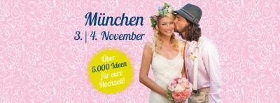 TrauDich 2018 - Die Hochzeitsmesse in München!