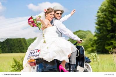 Heiraten in Weiß?