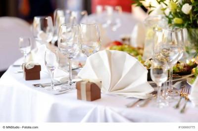 Tisch- und Sitzordnung