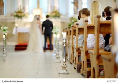 Die kirchliche Trauung ist kein Wunschkonzert!